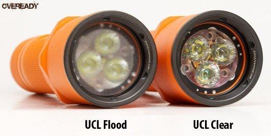 UCL Lens for SureFire® Z44 bezels (P|C|Z)