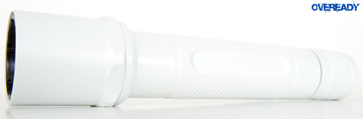 SureFire 9P - Bored Custom Ceramic - Oveready White