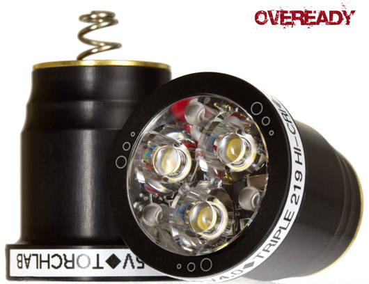 TorchLAB H1 Triple - Single Level Drop In (1600L)