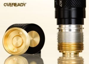 TorchLAB ZeroRez Shorty Z41 Brass Insert (twisty+15mm)