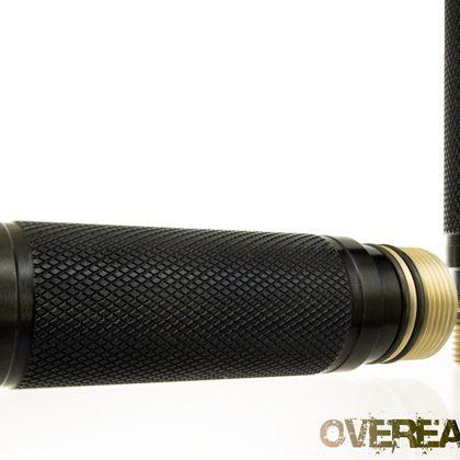 Custom 18650 Extender - Type III HA Black