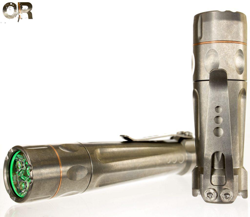 Titanium 35 + 70 Combo