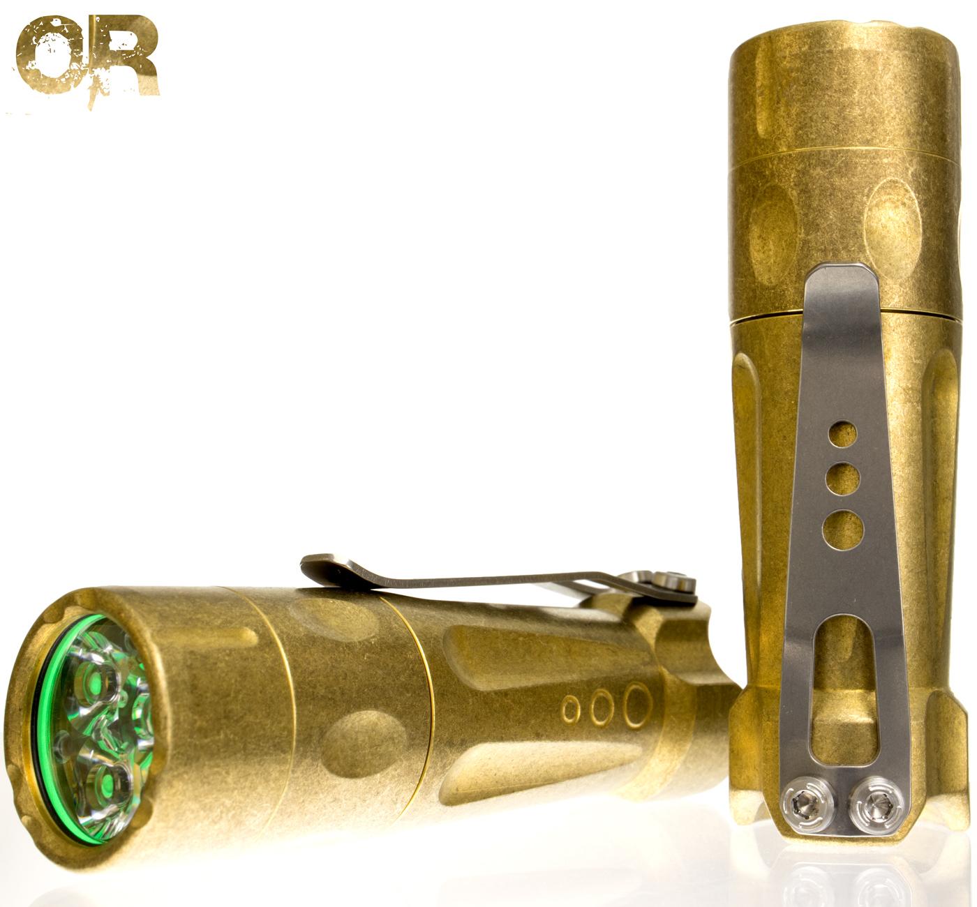Insider #64 BOSS Brass Clicky, Copper Clicky, Walking Wand